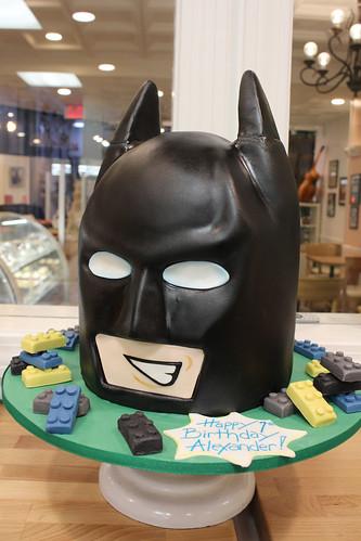 Lego Batman Helmet