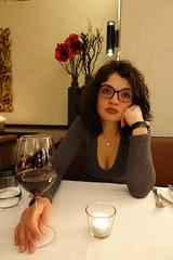 DSC08485 (kriD1973) Tags: europe europa austria österreich autriche tirol tirolo innsbruck woodfire steakhouse restaurant ristorante people leute persone personnes donna ragazza woman lady girl femme fille chica frau mädchen mujer femminile féminine weiblich feminin tunisienne tunisian tunisina tunesierin bellezza beauty beautiful bella belle schön schönheit carina guapa mignonne hübsch goodlooking gutaussehend jolie cute gorgeous attractive appealing attraente charming charmante attrayante attraktiv sensual sexy seductive sensuale sinnlich sensuelle voluptueuse
