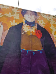 Inti (grongar) Tags: florida wynwood miami mural streetart wynwoodwalls inti