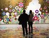 Day at the museum (WilliamND4) Tags: mfa museum boston takashimurakami colorful people nikon d810