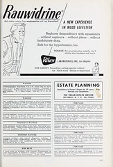 2018.02.11 Pharmaceutical Ads, New York State Journal of Medicine, 1957 304
