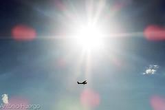 Fly (Antônio A. Huergo de Carvalho) Tags: fly voo voar flight flying cessna cessna152 c152 aviation aircraft airplane aviação avião aviaçãogeral sky céu world sun sol fotografia foto