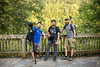 The Gang [08.21.17] (Andrew H Wagner | AHWagner Photo) Tags: canon eos 5d3 50l 50mm f12 f12l 5dmk3 5dmkiii 5dmarkiii 5dmark3 bokeh dof person portrait photographer candid outdoors explore exploration exploring hiking davis town tuckercounty westvirginia wv blackwaterriver blackwaterfalls blackwaterfallsstatepark alleghenymountains canaanvalley blackwatercanyon mountain valley nature landscape forest woods trees boardwalk walkway path wooden green
