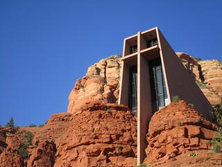 Historic Chapel of the Holy Cross, Sedona, AZ