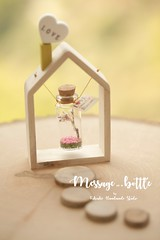 Handmade wood House floating frame/floating Swing,Frame your message,Tiny message in a bottle,Personalised Gift,Valentine ,Gift for her/him, birthday gift, wedding gift and home decoration ideas (charles fukuyama) Tags: handmadecard tinyhouse wooden initials messagecard greetingscard tree spring holidaycard partygift custom homedecor deskdecor unique kikuike anniversarycard funnycard lovecard paper art