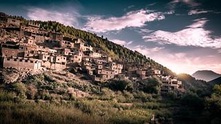 Atlas Mountain Village.
