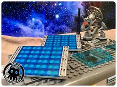 35-2 The Solar Panels (captainmutant) Tags: lego scifi science fiction adventure toy photography minifigure minifig explore legoideas classicspace space