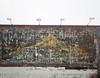 Flaky Peeling Mt. Hood Mural (Orbmiser) Tags: mzuikoed1240mmf28pro 43rds em1 mirrorless olympus ore portland m43rds building mural ad peeling flaking mthood