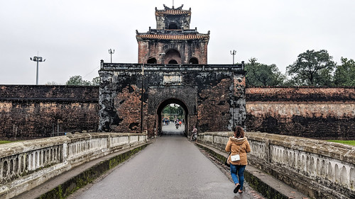 Hue Imperial City, Vietnam
