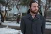 A Rare Snowy Day 6 (Justin Kimes) Tags: self portrait snow shreveport beards hair