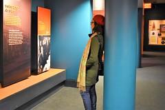 History museum (thomasgorman1) Tags: museum nikon woman history exhibit street streetphotos nm candid public southwest
