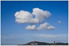 Nuvol sobre Barcelona