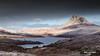 'Iced Polly' (macdad1948) Tags: scotland ullapool achilebuie caigach mountain highlands snow stacpollaidh stacpolly assynt lochlurgainn westerross sutherland