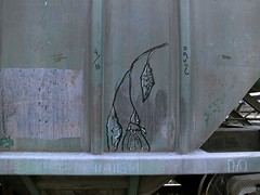 317 (Druce Boxcar) Tags: hobo fr8 freight train boxcar art