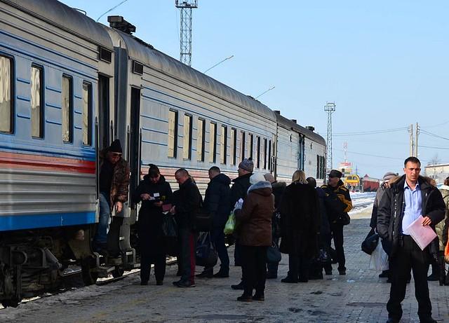 Через Сызрань начнут ходить каждодневные пассажирские поезда вКазань