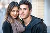 Matt & Sara [Stranger #67/100] (Vijay Britto Photography) Tags: couple romantic outdoorportraits naturallight 100strangers beautiful handsome nikon d750 85mm 18 posed