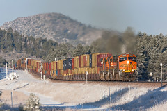 BNSF 7479 East at Williams Jct., AZ (thechief500) Tags: bnsf railroads seligmansubdivision az arizona