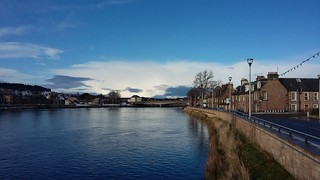 River Ness, Inverness, Jan 2018