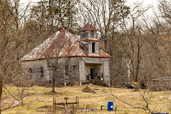 Dotson School (Back Road Photography (Kevin W. Jerrell)) Tags: oldbuildings schools daysgoneby abandoned nikond7200 backroadphotography dilapidated graingercounty tennessee