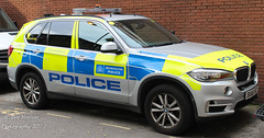 BX66 HFE (Ben Hopson) Tags: metropolitan met police bmw x5 armed response vehicle arv 2016 66 anpr automatic number plate recognition camera base blue lights amber beacon bx66hfe