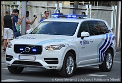 Politiezone Dilbeek - Interventiewagen (gendarmeke) Tags: burgerlijke nationale feestdag défilé 2017 fête national day 21 juli juillet july civile civil parade