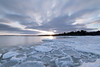 _DSC1412 (phatwhistle) Tags: michigan leelanau northernmichigan ice winter sunset nature landscape solitude quiet clouds seascape floatingice grandtraversebay