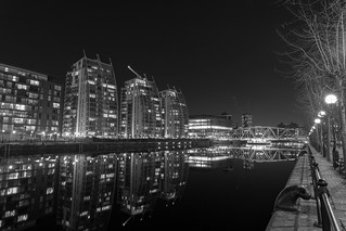 Black and White Quays