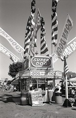 The Great American Fair Food (dcastelli9574) Tags: leica cl 35mm f25 colorskopar trix developed d76 the big e great new england state fair sept 2017 self scanned bw food