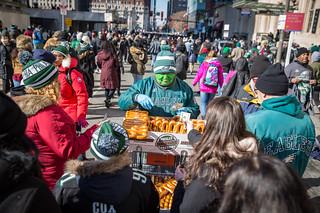 Philadelphia Eagles Superbowl Parade