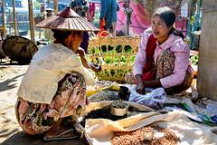 Market, Inle lake (Valdas Photo Trip) Tags: myanmar burma inle lake market people