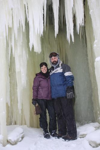 Dog Sledding & Ice Caves, January 2018