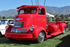 11th Annual Cal-Rods Car Show (USautos98) Tags: 1946 chevrolet chevy coe cabover truck hotrod streetrod custom