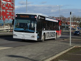 Go North East - 5318 - NK08MZV - GoNE20180271GoNorthEast