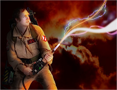 Who Ya Gonna Call (Peter Dennis Photography) Tags: comic character plasma stream ghost busters