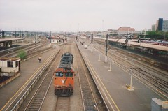 N467 Spencer St (tommyg1994) Tags: west coast railway wcr emd b t x a s n class vline warrnambool geelong b61 b65 t369 x41 s300 s311 s302 b76 a71 pcp bz acz bs brs excursion train australia victoria freight fa pco pcj