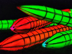 Magic Marker (marceberhardt1) Tags: gruga grugaleuchten bunt farben color pen stift stick rot red green grün dark