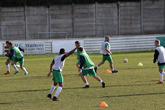 8 (Dale James Photo's) Tags: aylesbury united football club egham town fc ducks the meadow southern league division one east non