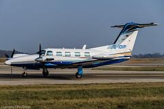 Heli Flight D-IOVP (U. Heinze) Tags: aircraft airlines airways flugzeug planespotting plane haj hannoverlangenhagenairporthaj eddv nikon