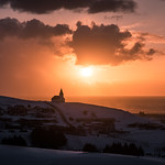 Sunrise in Vik - Iceland - Landscape photography thumbnail