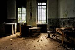 Ospedale psichiatrico (danielapavese) Tags: urbex abandoned ospedalepsichiatrico