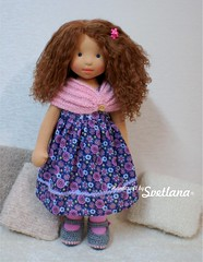 1 1 (SvetlanaKonyaeva) Tags: waldorf stoffpuppe steiner stoffpuppen handmade fabric dolls doll toy toys puppe puppekind puppen baby child
