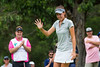 Meghan Maclaren of England reacts to holing the winning putt (Ladies European Tour) Tags: maclarenmeghaneng coffsharbour newsouthwales australia aus