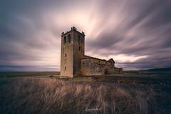 El arcángel caído (Fernando Guerra Velasco) Tags: iglesia abandono sanmiguel