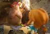 IMG_2731 (Karen May Martin) Tags: legend zelda link nintendo switch breath wild toy photography nendoroid good smile company hyrule goddess statue