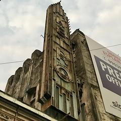 Metro Cinema[2018] (gang_m) Tags: ロケ地 filminglocation 映画館 cinema theatre 建築 architecture artdeco アール・デコ gunday インド india2018 india kolkata calcutta コルカタ カルカッタ
