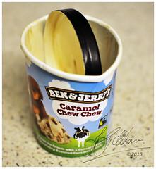 019-365 No Regrets (Aged Desperado) Tags: 365 nikon nikkor nikonflickraward 35mm food ice cream benjerrys