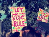 imageedit_4_3604898471 (hmarieh1984) Tags: love hate protest signs denver colorado womens march 2018 resist president rise up