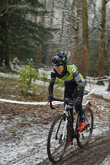 DSC_0054 (sdwilliams) Tags: cycling cyclocross cx misterton lutterworth leicestershire snow