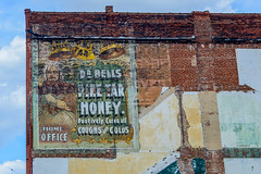 Dr. Bells Pine Tar Honey Mural (Brandon Westerman WNP) Tags: dr bells pine tar honey mural paducah kentucky