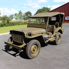 Willys MB (Vehicle Tim) Tags: willys mb jeep 4x4 4wd allrad auto car fahrzeug oldtimer militär military armee army us usa